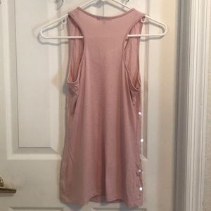 Charlotte Russe Tops - Charlotte Russe sequin tank top